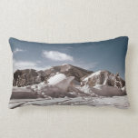 1950s Winter Scenes Throw Pillows
