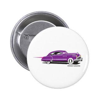 1951 Buick Super Riviera Pinback Button