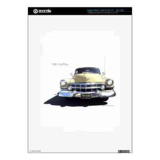 1951 CADILLAC CONVERTIBLE iPad 3 SKIN
