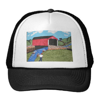 1951 Covered Bridge Trucker Hat