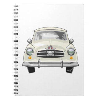 1951 Nash Rambler Notebook