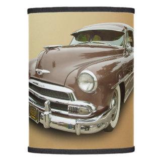 1951 VINTAGE CAR LAMP SHADE