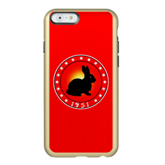 1951 Year of the Rabbit Incipio Feather® Shine iPhone 6 Case