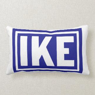 1952 Blue Ike Throw Pillow