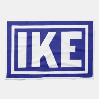 1952 Blue Ike Towel