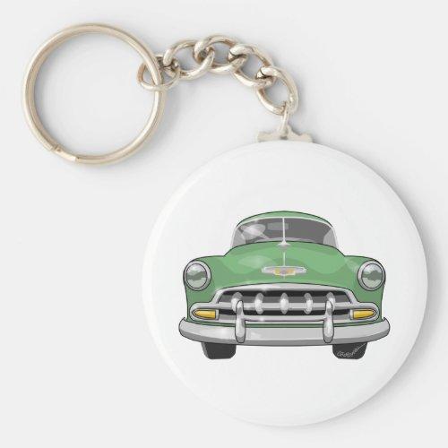 1952 Chevrolet Deluxe Keychain