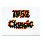 1952 Classic Card