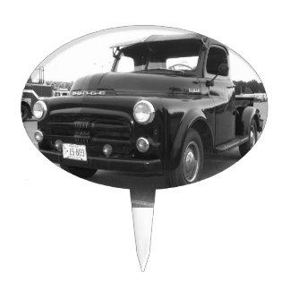 1952 Dodge Pickup Cake Topper