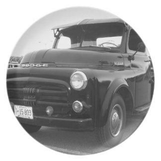 1952 Dodge Pickup Plate
