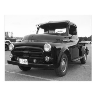 1952 Dodge Pickup Postcard