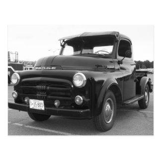 1952 Dodge Pickup Postcard