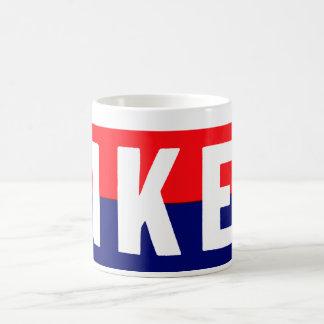 1952 Ike for President Coffee Mug
