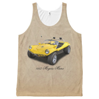 1952 MEYERS MANX All-Over-Print TANK TOP