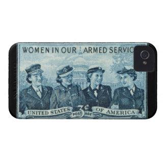 1952 mujeres en fuerzas armadas de los E.E.U.U. iPhone 4 Cárcasas