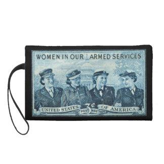 1952 mujeres en sello de las fuerzas armadas de lo
