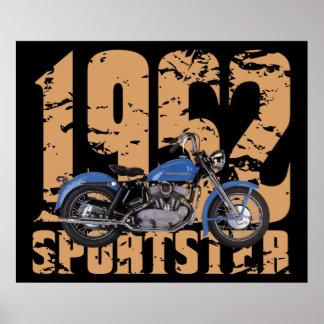 1952 Sportster Poster
