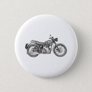 1952 Velocette Venom Motorcycle Button