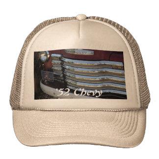 1952 Vintage Chevy Truck Grill - Baseball Cap Trucker Hat