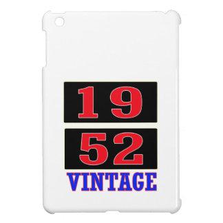 1952 Vintage iPad Mini Cover