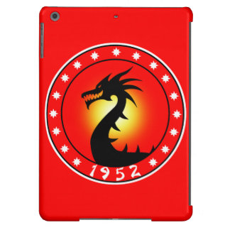 1952 Year of the Dragon iPad Air Case