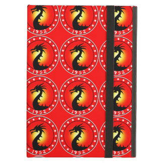 1952 Year of the Dragon iPad Air Cases