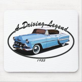 1953 Bel Air T Shirt Mouse Pad