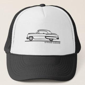 1953 Chevrolet Convertible Bel Air Trucker Hat