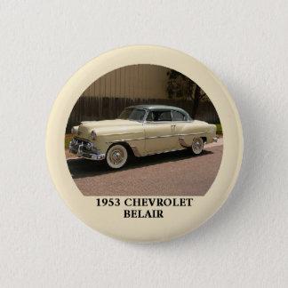 1953 Chevy BelAir Button