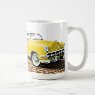 1953 Chevy Classic White Coffee Mug