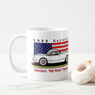 1953 Corvette Coffee Mug