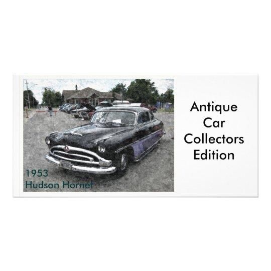 1953 Hudson Hornet Card