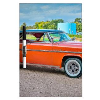 1953 Mercury Monterey Dry-Erase Boards