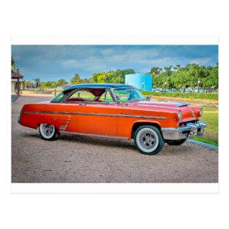 1953 Mercury Monterey Postcard