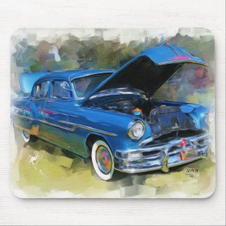 1953 Pontiac Chieftain Mouse Pad