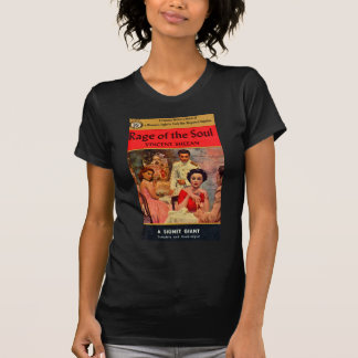 1953 pulp novel cover Rage of the Soul T-Shirt