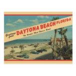1953 saludos de la postal de Daytona Beach