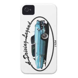 1954 Bel Air Blue iPhone 4 Cases