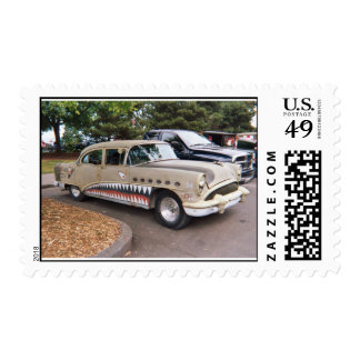 1954 Buick Special Postage Stamp