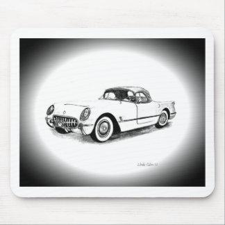 1954 Chevrolet Corvette Mousepad