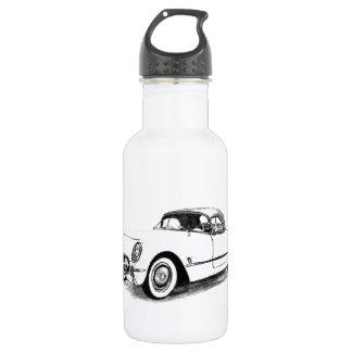1954 Chevrolet Corvette 18oz Water Bottle