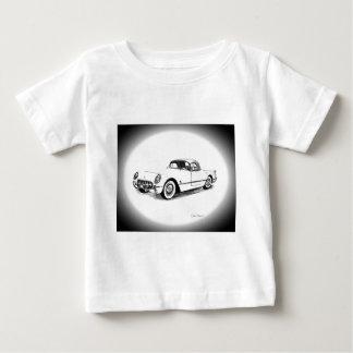 1954 Chevrolet Corvette Tshirts