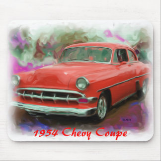 1954 Chevy Coupe Mouse Pad
