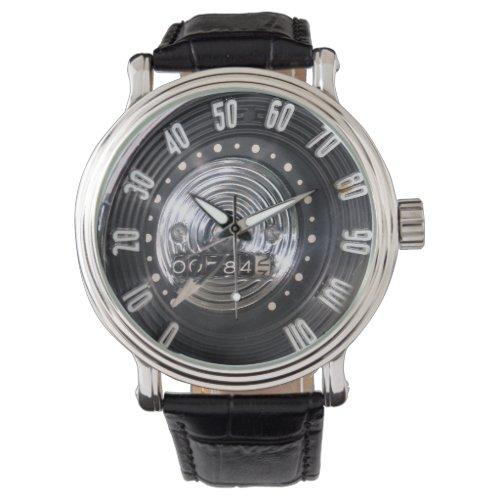 1954 Classic Car Speedometer Watch