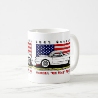 1954 Corvette Coffee Mug