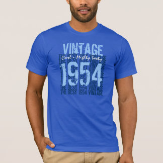 1954 Vintage Year Mighty Tasty 60th Birthday Gift T-Shirt