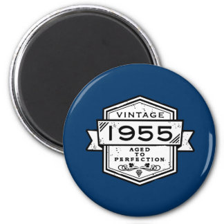 1955 Aged To Perfection Magnet