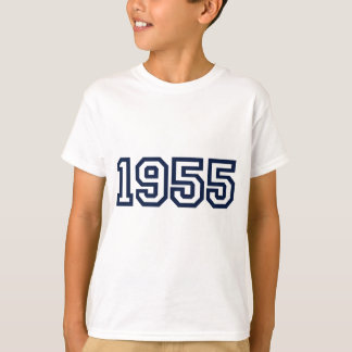 1955 birth year T-shirt