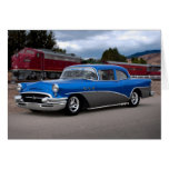 1955 Buick Special Classic Car Greeting Card