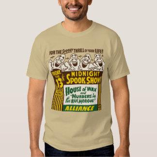 1955 - Camiseta de medianoche de la demostración Playera