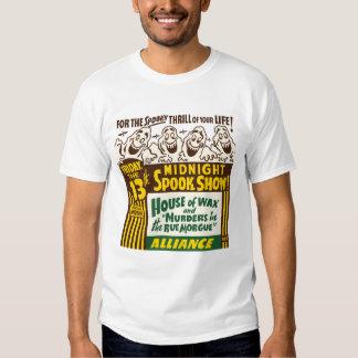 1955 - Camiseta de medianoche de la demostración Remeras